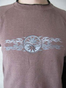 Hemp-Mens-False-sleeve-T-shirt