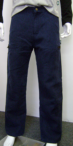 Military jeans large