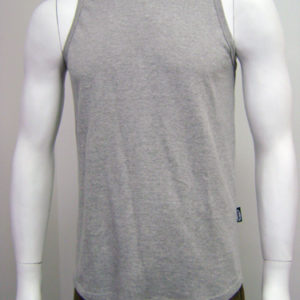 Vest mens grey large