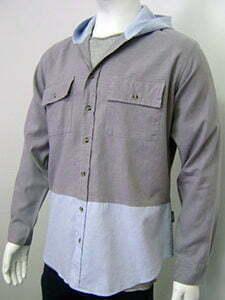 Hooded Shirt Large