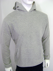 Mens hooded sweatshirt large